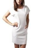 Urban Classics Ladies Scuba Dress, Vestito Donna