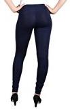 Stefanel–Leggings–colore blu, taglia M STE226