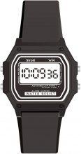 Cronografo digitale in silicone per Unisex