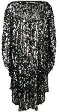 - Mm6 Maison Margiela - sequinned tulle dress - women - Polyester - OS - Metallizzato