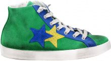 Sneakers 2star Donna Verde