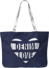 Borsa shopper in canvas
