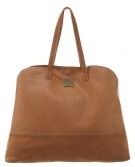 PAYEE  - Shopping bag - caramel