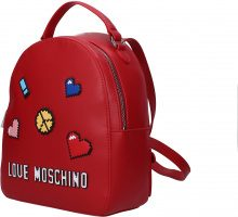 Zaini e Marsupi Love Moschino Donna Rosso