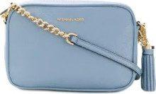 - Michael Michael Kors - Ginny crossbody bag - women - pelle - Taglia Unica - di colore blu