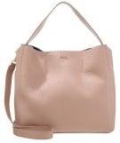 CAPRICCIO  - Shopping bag - nudo/bluette