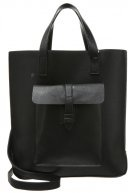 Shopping bag - black