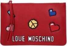 Pochette Love Moschino Donna Rosso