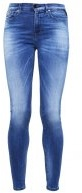 Replay HYPERFLEX LUZ  Jeans Skinny Fit mid blue