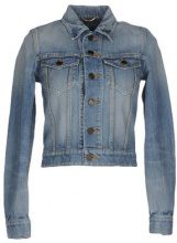 SAINT LAURENT  - JEANS - Capispalla jeans - su YOOX.com