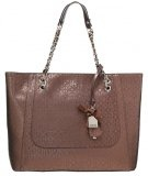 MARIAN  - Shopping bag - bronze