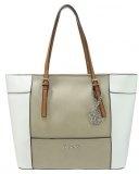 DELANEY - Shopping bag - sage multie