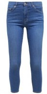 LEIGH  - Jeans Skinny Fit - blue denim