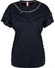 Marc Cain Additions KA 48.07 J87, T-Shirt Donna, (Midnight Blue 395), 42