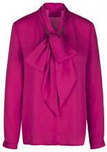 Marc Cain Collections KC 51.10 W39 Blusa Donna, Multicolore (Alpine Rose 262) 42(Taglia Produttore: N3)