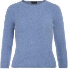 Maglione Roberto Collina in lana azzurra