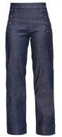 GIGI HADID - Jeans a zampa - blue