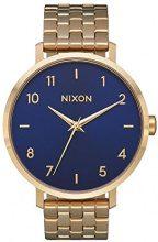 Nixon Orologio Analogico Quarzo da Donna con Cinturino in Acciaio Inox A1090-933-00