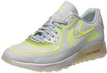 Nike Wmnsair Max 90 Ultra 2.0 Si, Scarpe da Ginnastica Donna, Bianco (White/White/Glacier Blue/Pure Platinum), 39 EU