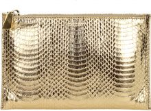 Pochette Michael Kors collection Donna Oro