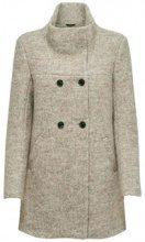 ONLY Boucle Wool Coat Women Beige