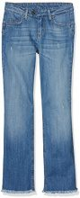 Liu Jo Bottom Up Microflaire, Jeans Donna, Blu (den.Blue Away Wash 77932), W25/L26