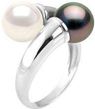 Pearls & Colors Anello da anniversario Donna - AM18-BAGAG-121-R7-WHTAH/48