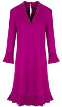 Marc Cain Collections KC 21.18 W34, Vestito Donna, Mehrfarbig (Alpine Rose 262), 44