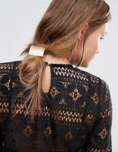 DesignB London - Elastico per capelli con quadrato