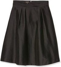 APART Fashion Glamour: Black & Cream, Gonna Donna, Schwarz (Schwarz (Schwarz Schwarz) Schwarz), 46