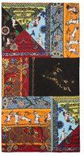 Desigual Foul_Manuela, Sciarpa Donna, (Naranja 7002), Unica (Taglia Produttore: U)
