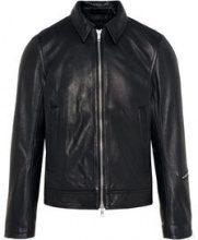 J.LINDEBERG Lapido Summer Leather Jacket Men Black