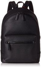 Hugo Victorian_backpack - Zaini Uomo, Nero (Black), 21x44x30 cm (B x H T)