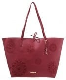 CAPRI NEW ALEXA - Borsa a mano - red
