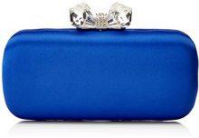 Bulaggi Roxy Box - Pochette da giorno Donna, Blu (Kobalt Blau), 9x3x21 cm (B x H T)