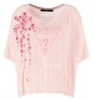 T-shirt con stampa - pink washed