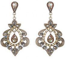 New Look Orecchini chandelier, con conchiglia di altissima qualità