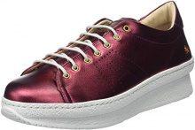 Art Metalic, Sneaker Donna, Rosso (Amarante Amarante), 41 EU