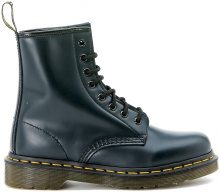 Anfibio Dr. Martens 1460 Smooth in pelle blu