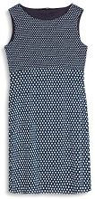 ESPRIT Collection 077eo1e019, Vestito Donna, Blu (Navy 2 401), X-Large
