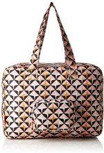 Oilily Enjoy Geometrical Travelbag Shz - Borsa Donna, Rosa (Rose), 22x36x48 cm (B x H T)
