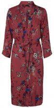 VERO MODA Long Floral Kimono Women Purple