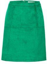 ESPRIT 088ee1d009, Gonna Donna, Verde (Dark Green 300), 42 (Taglia Produttore: 36)