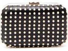 Clutch con pietre incastonate
