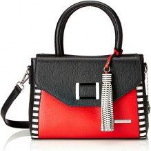 Bulaggi Jaylee Handbag - Borsa Donna, Rosso (Rot), 23x10x29 cm (B x H T)