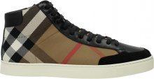 Sneakers Burberry Uomo Marrone