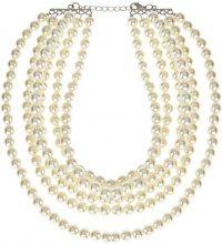 Collier di perle a più fili Maite Kelly