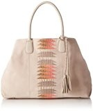 Liebeskind Berlin - Chelsea Embroidery/suede Leather, Borsa shopper Donna
