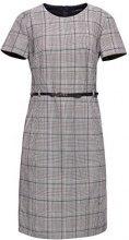 ESPRIT Collection 088eo1e002, Vestito Donna, Blu (Navy 2 401), 46 (Taglia Produttore: 40)