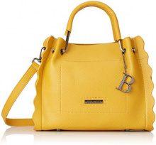 Bulaggi Lynn Handbag - Borsa a mano Donna, Giallo (Ocker), 21x11x26 cm (B x H T)